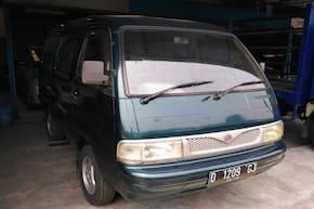 2003 Suzuki Carry 1.5 Real Van