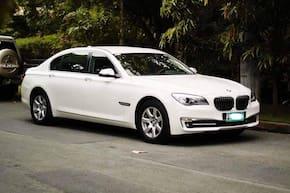 2013 BMW 7 Series Sedan