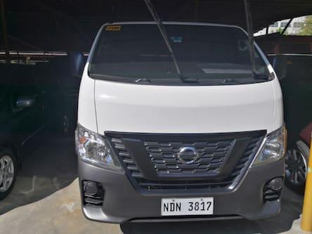 2020 Nissan NV350 Urvan