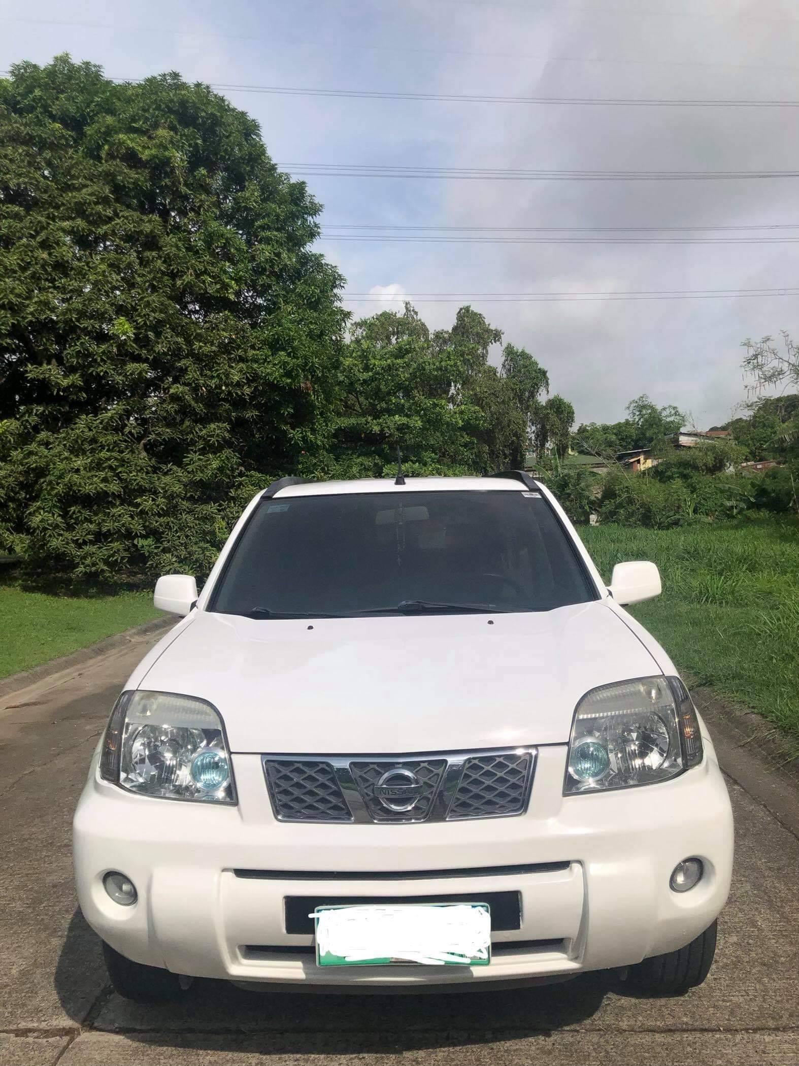 2014 Nissan X–Trail