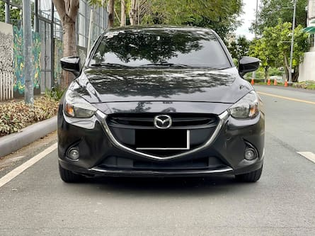 2016 Mazda 2 Sedan
