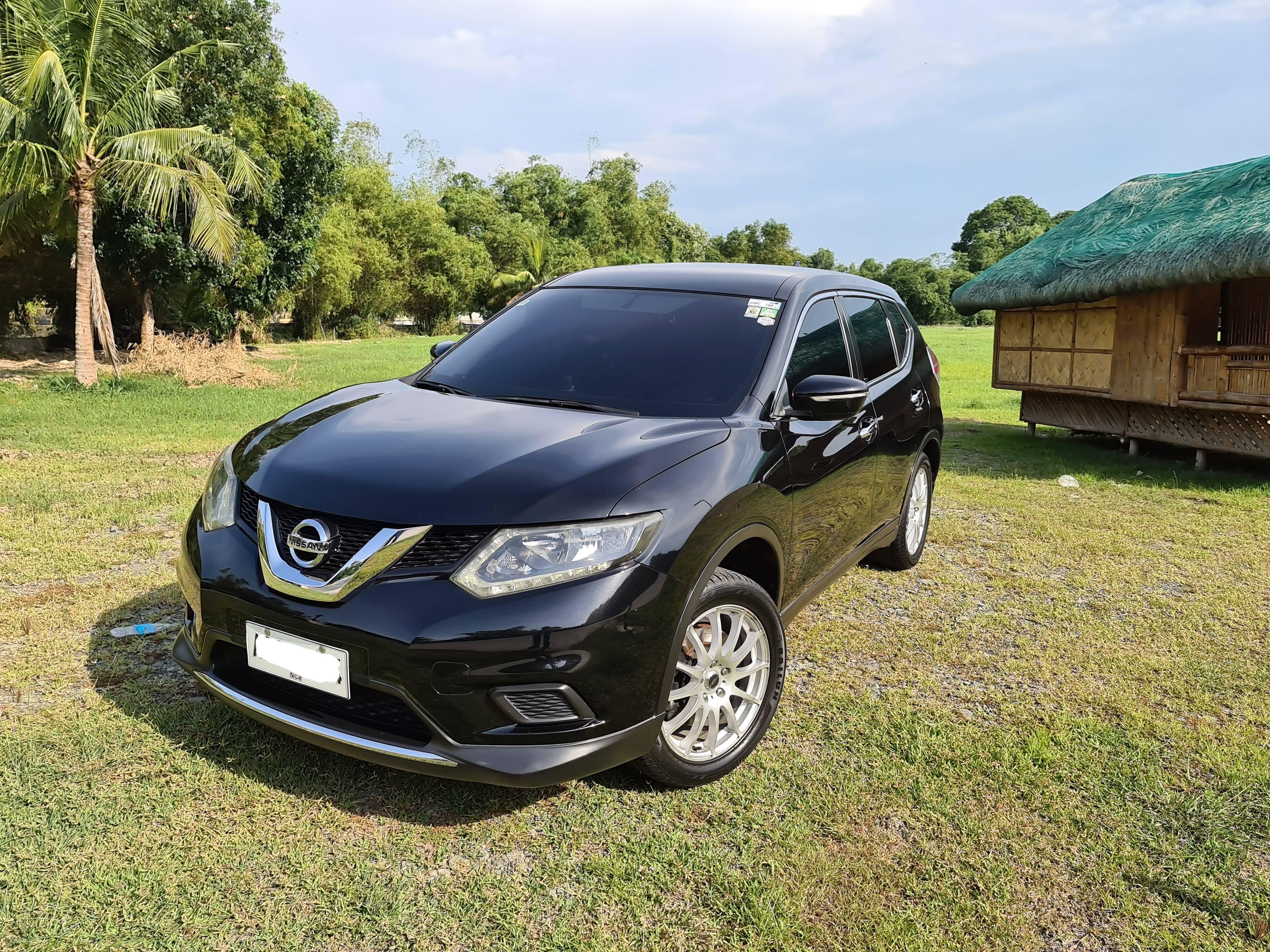 2015 Nissan X–Trail
