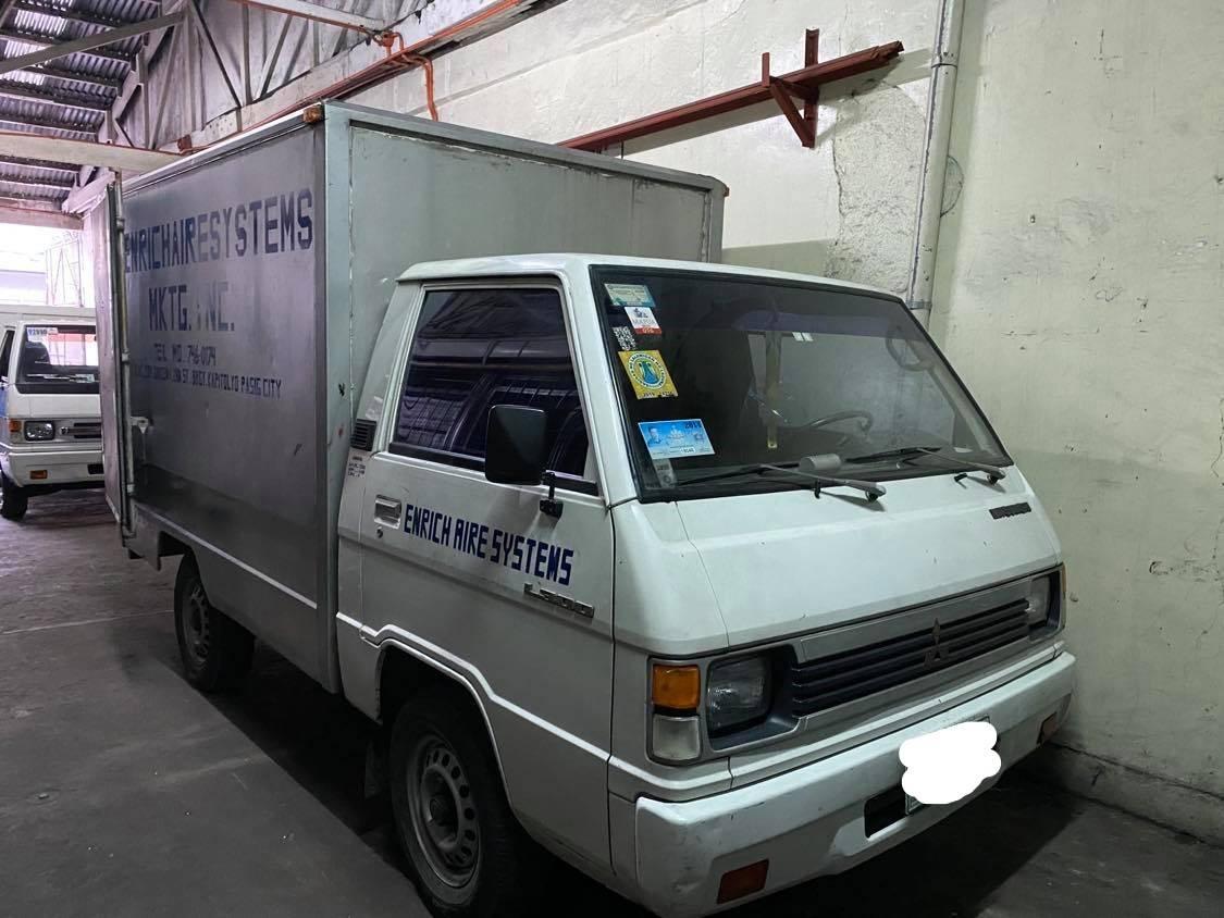2000 Mitsubishi L300