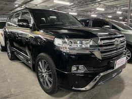 2018 Toyota Land Cruiser 200