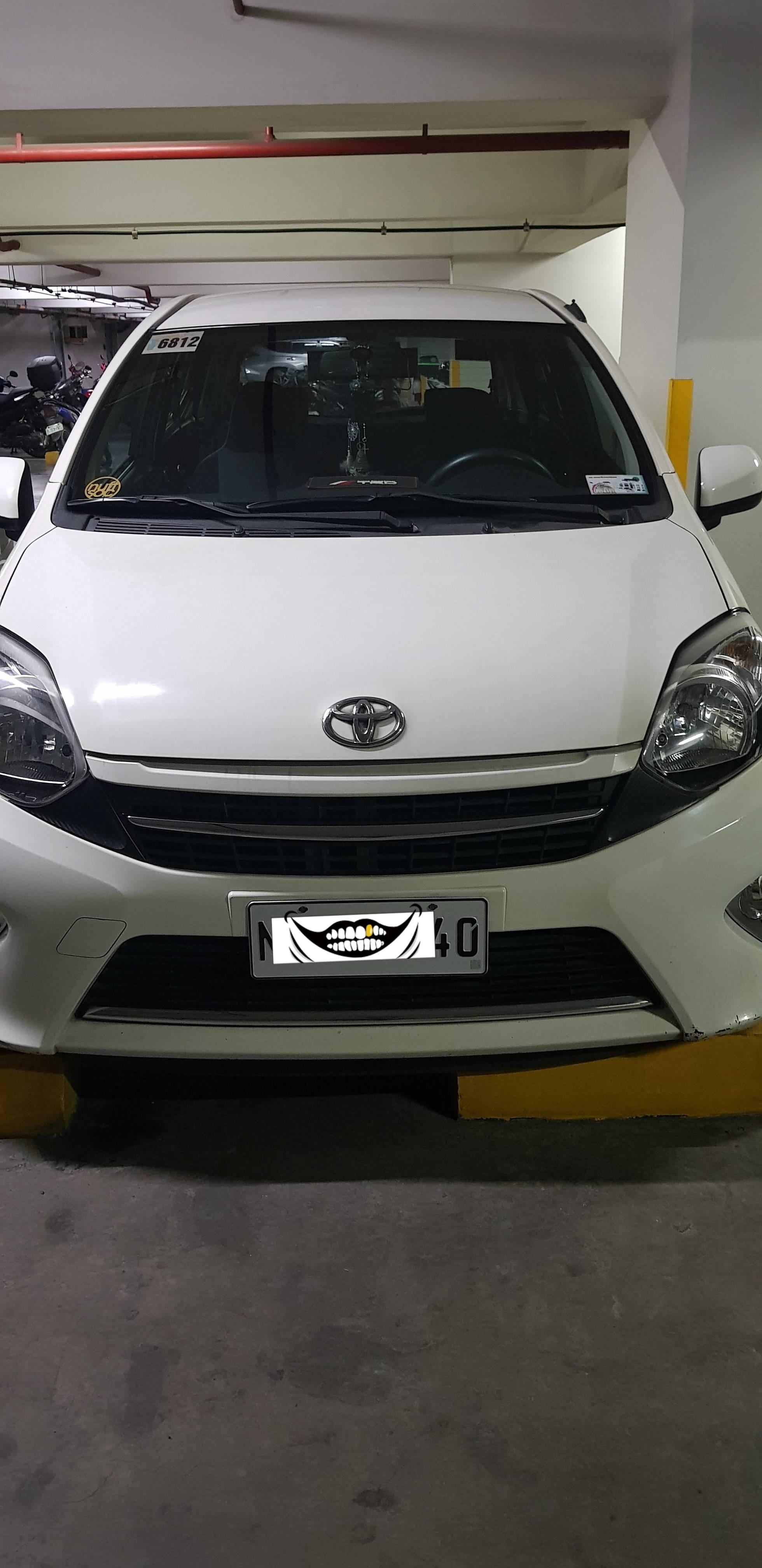 2016 Toyota Wigo