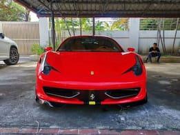 Ferrari 458 Italia For Sale Used 458 Italia Price List April 2021
