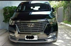 2020 Hyundai Grand Starex