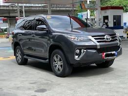 2018 Toyota Fortuner