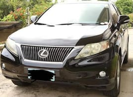 2009 Lexus RX