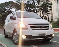 2018 Hyundai Starex