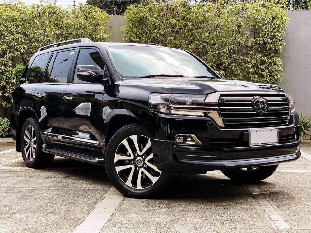 2019 Toyota Land Cruiser 200
