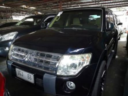 2012 Mitsubishi Pajero