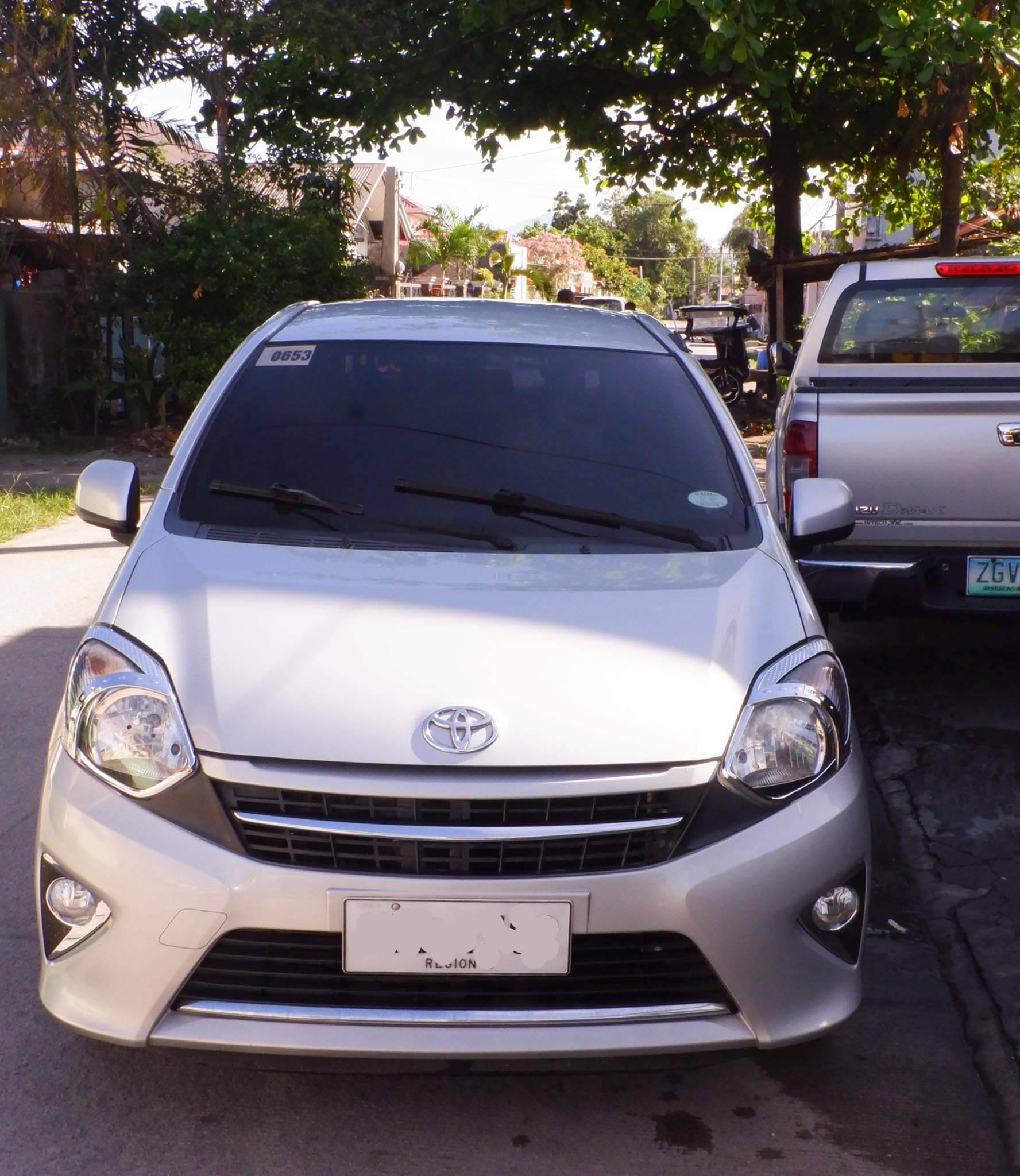 2014 Toyota Wigo