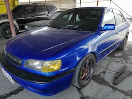 2000 Toyota Corolla Altis