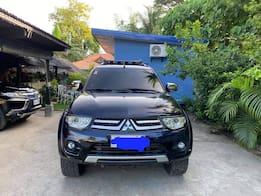 2014 Mitsubishi Montero Sport