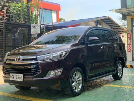 2018 Toyota Innova