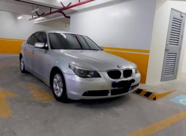 2004 BMW 5 Series Sedan