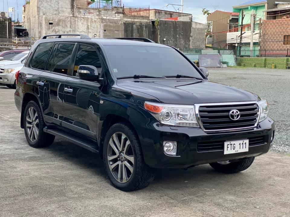 2010 Toyota Land Cruiser 200