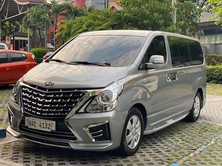 2017 Hyundai Grand Starex