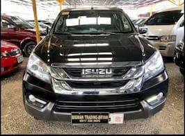 2016 Isuzu mu-X