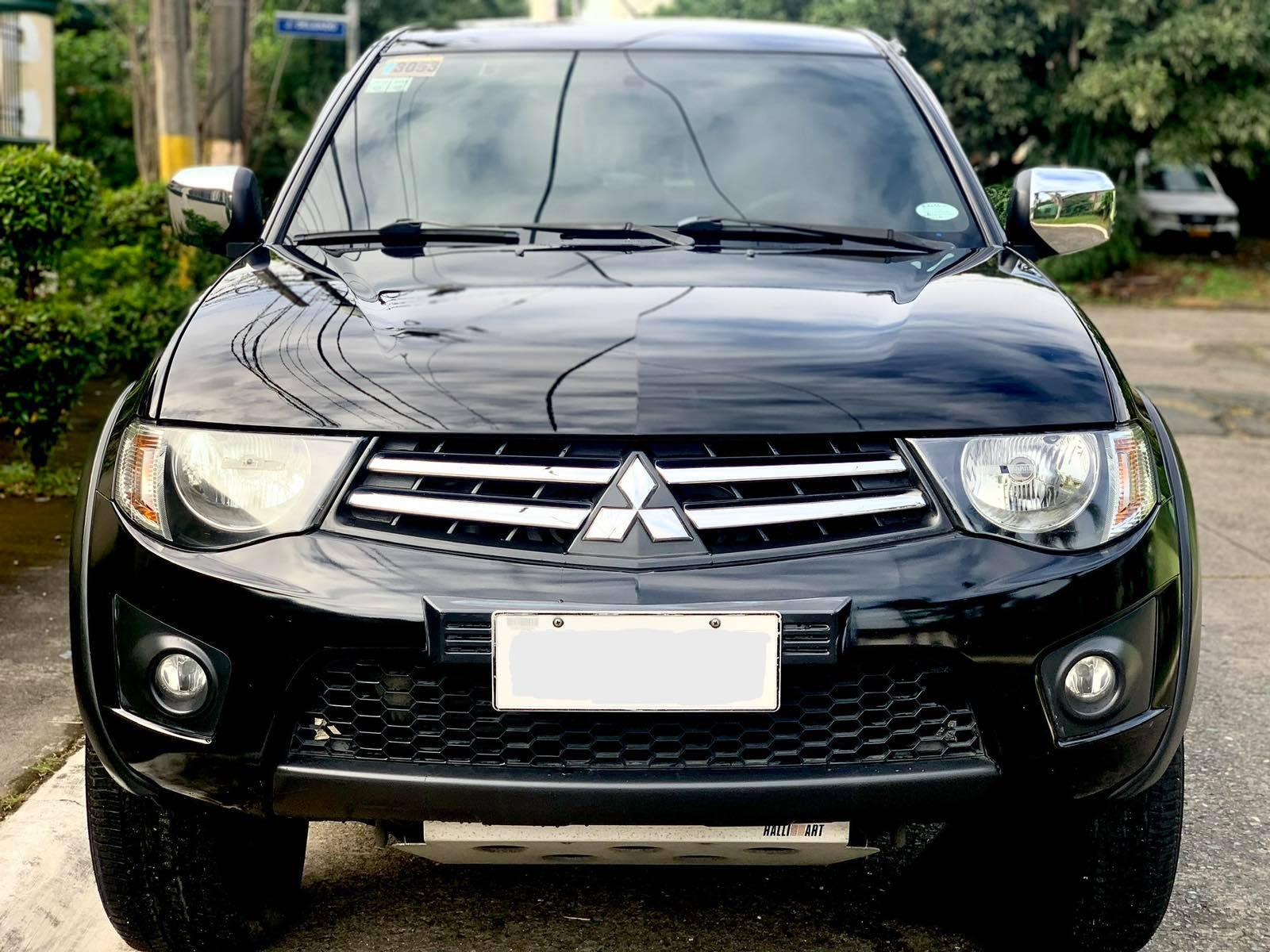 2014 Mitsubishi Strada