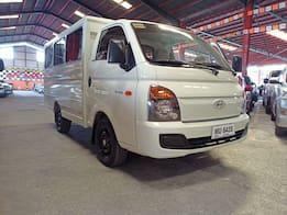 2018 Hyundai H-100