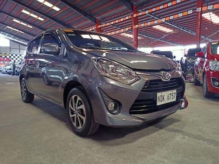 2019 Toyota Wigo
