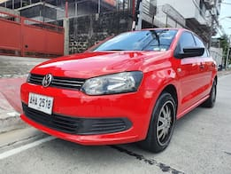 2015 Volkswagen Polo Notch
