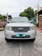 2013 Ford Everest