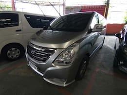 2015 Hyundai Grand Starex