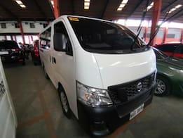 2017 Nissan NV350 Urvan