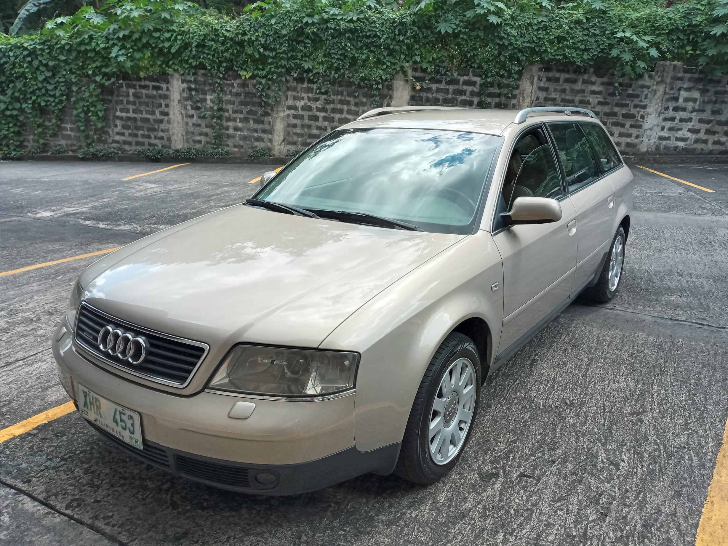 2003 Audi A6 Sedan