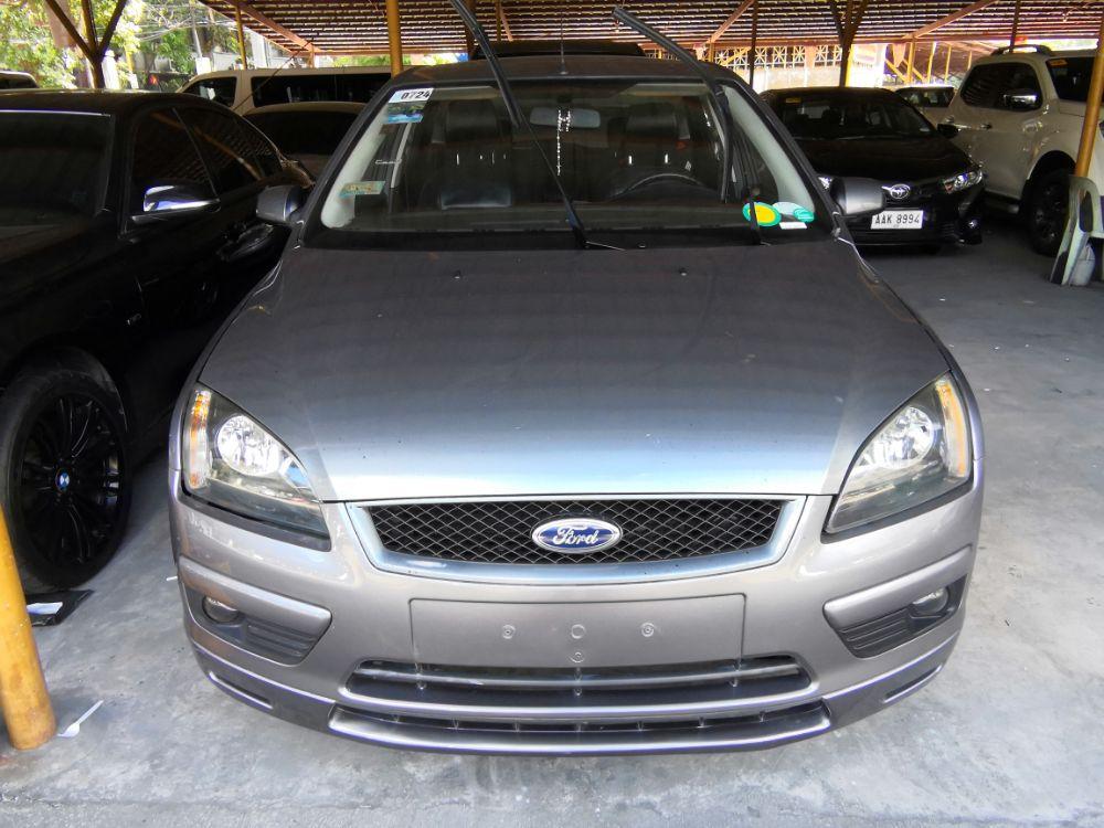 2008 Ford Focus Hatchback