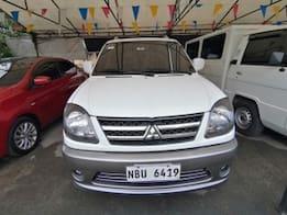 2017 Mitsubishi Adventure