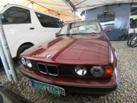 1992 BMW 523i