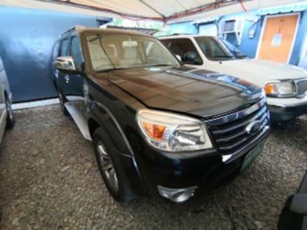 2010 Ford Everest