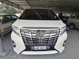2015 Toyota Alphard