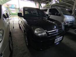 2016 Mitsubishi Adventure