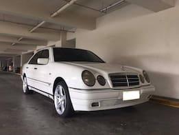 2000 Mercedes-Benz E-Class Sedan