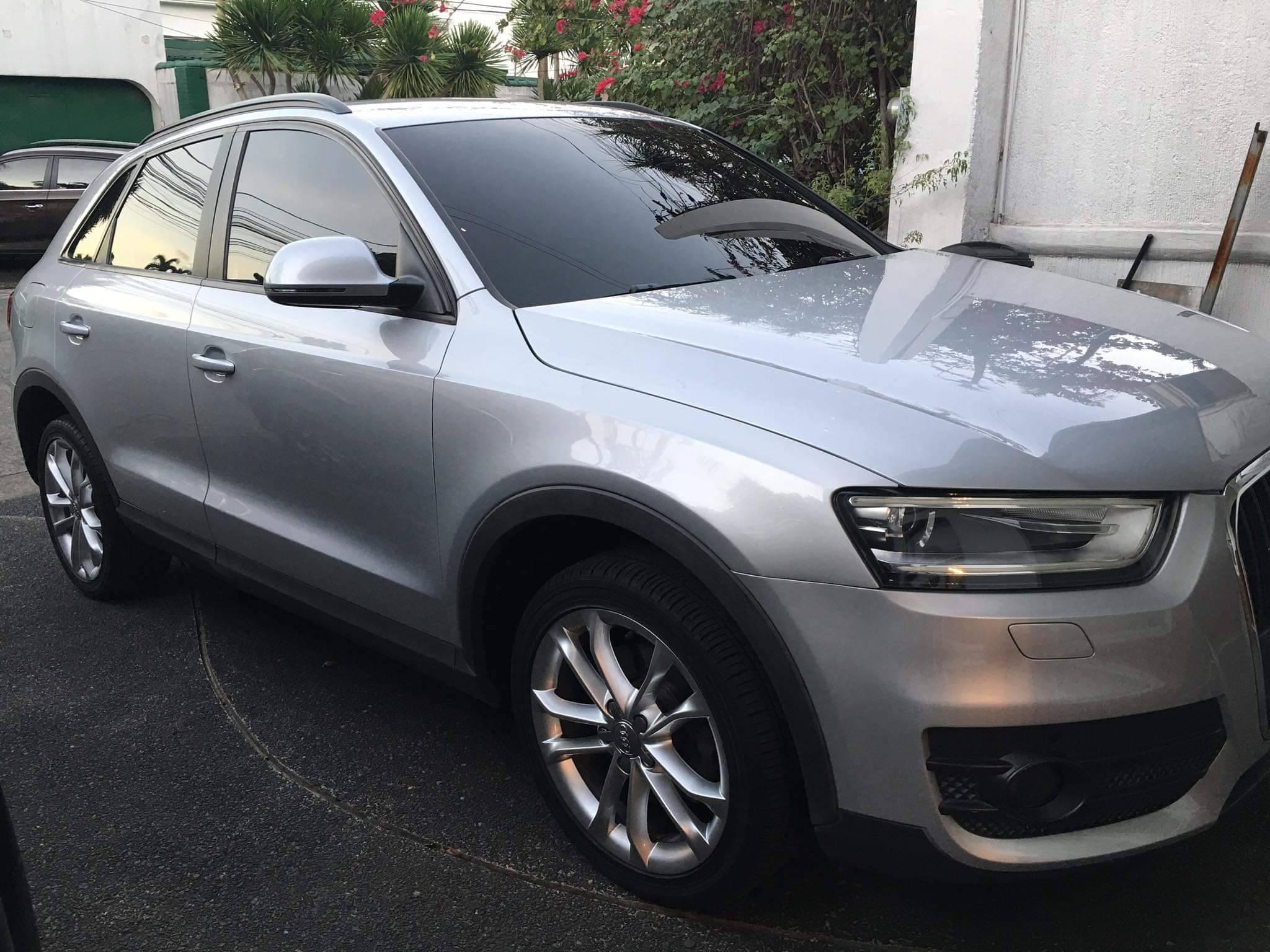 2019 Audi Q3 2020