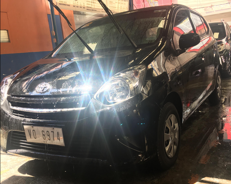 2017 Toyota Wigo