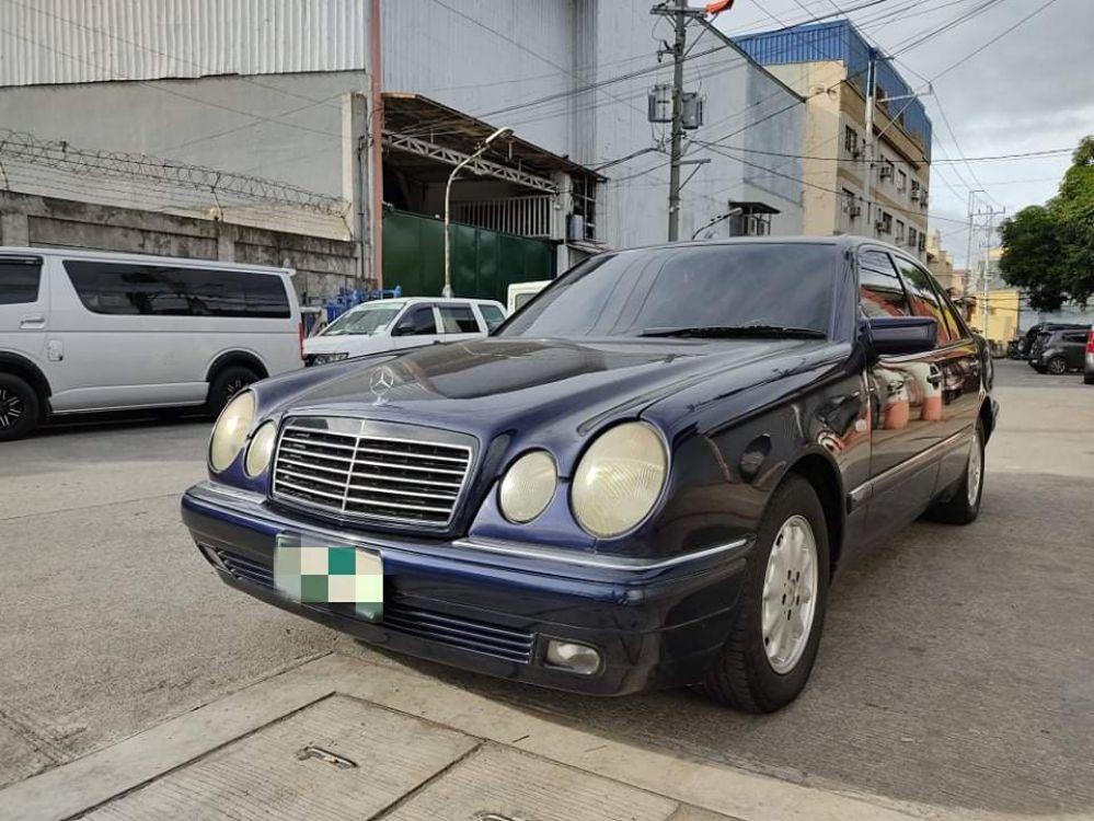 1996 Mercedes-Benz 230E