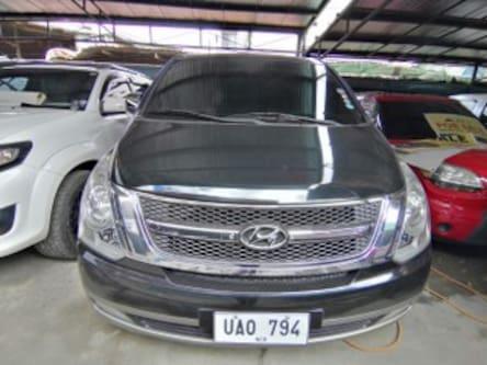 2012 Hyundai Starex