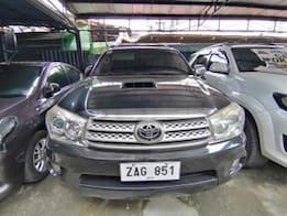 2005 Toyota Fortuner
