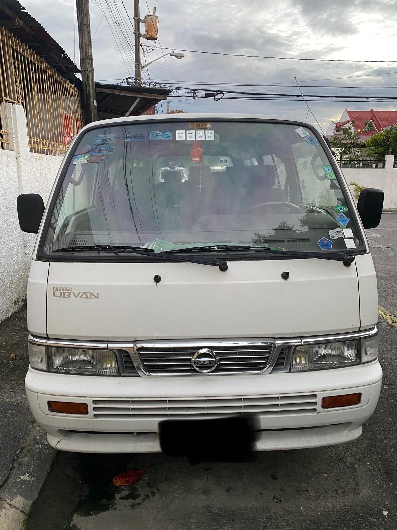 2007 Nissan Urvan