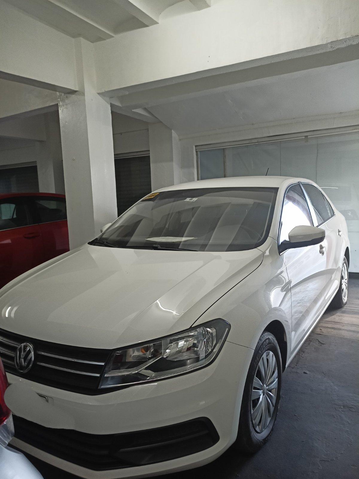 2018 Volkswagen Santana