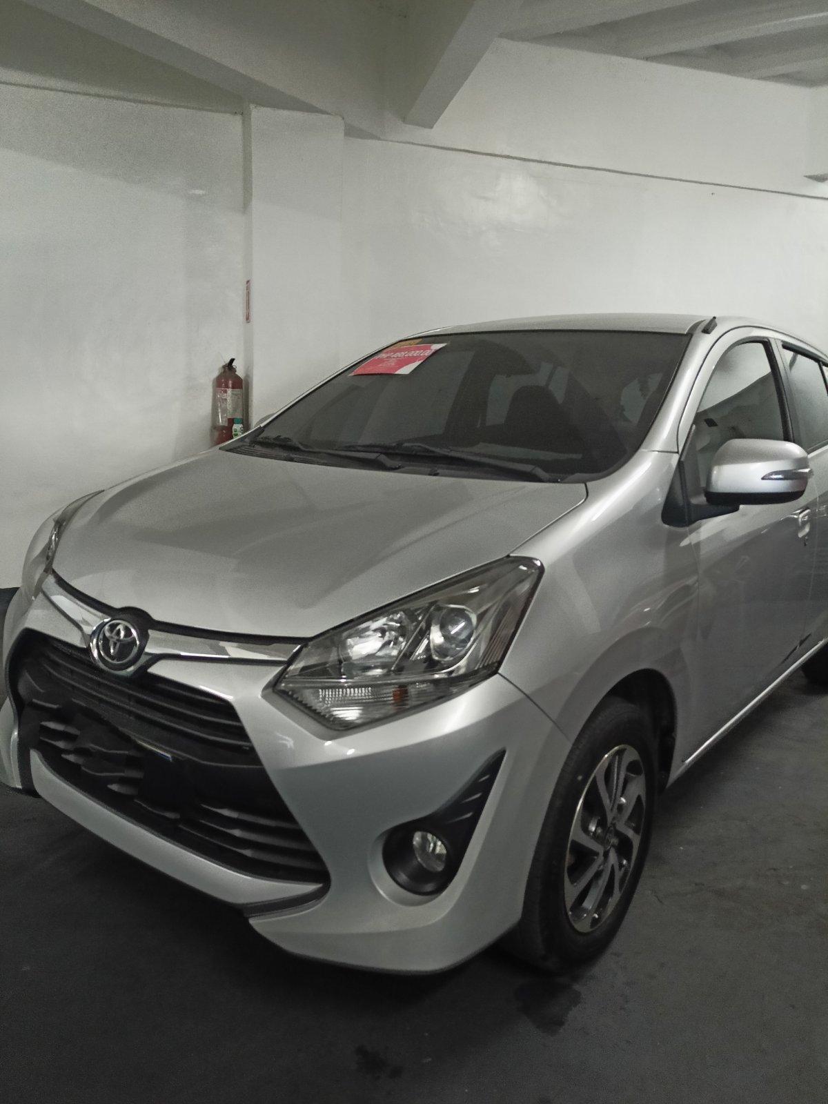 2020 Toyota Wigo
