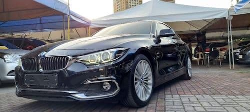 2020 BMW 4 Series Gran Coupe