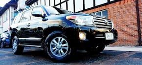 2015 Toyota Land Cruiser 200