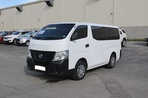 2019 Nissan NV350 Urvan